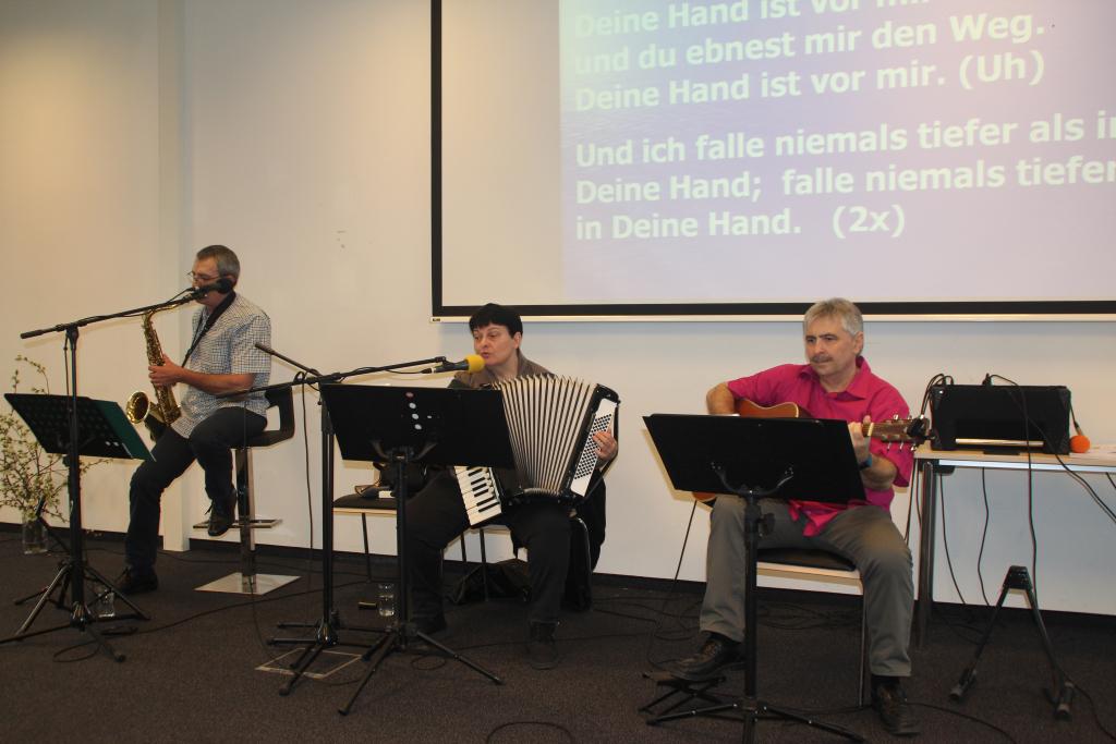 15 C&B am 11.04.2015 wieder zu Gast im Pannonia Tower Parndorf