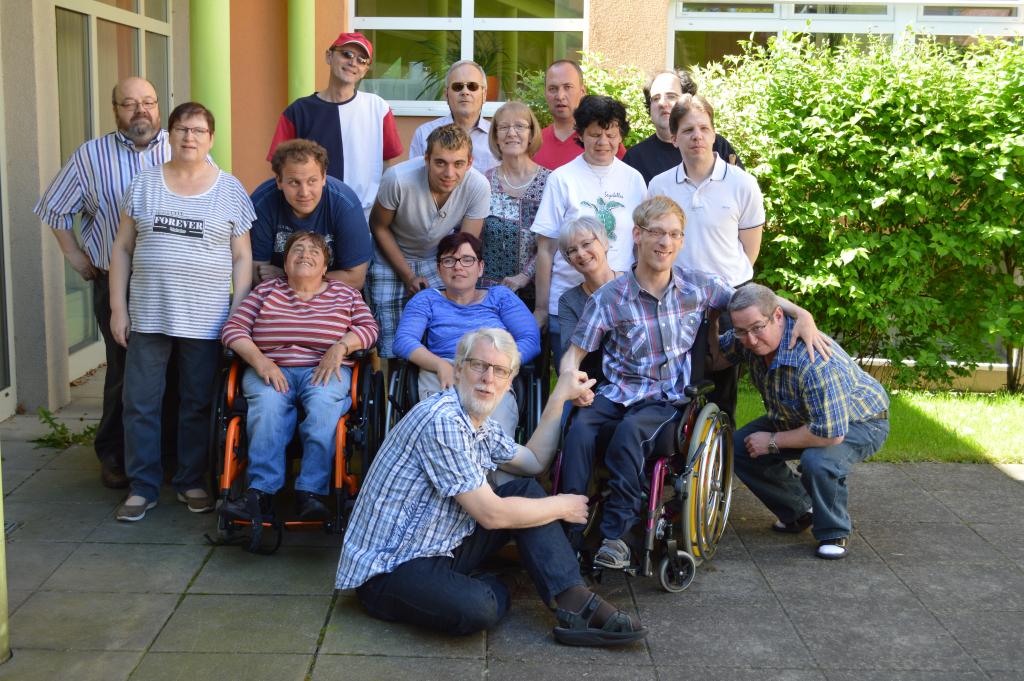 19 C&B Freizeit 22.05,2016 im JUFA in Salzburg