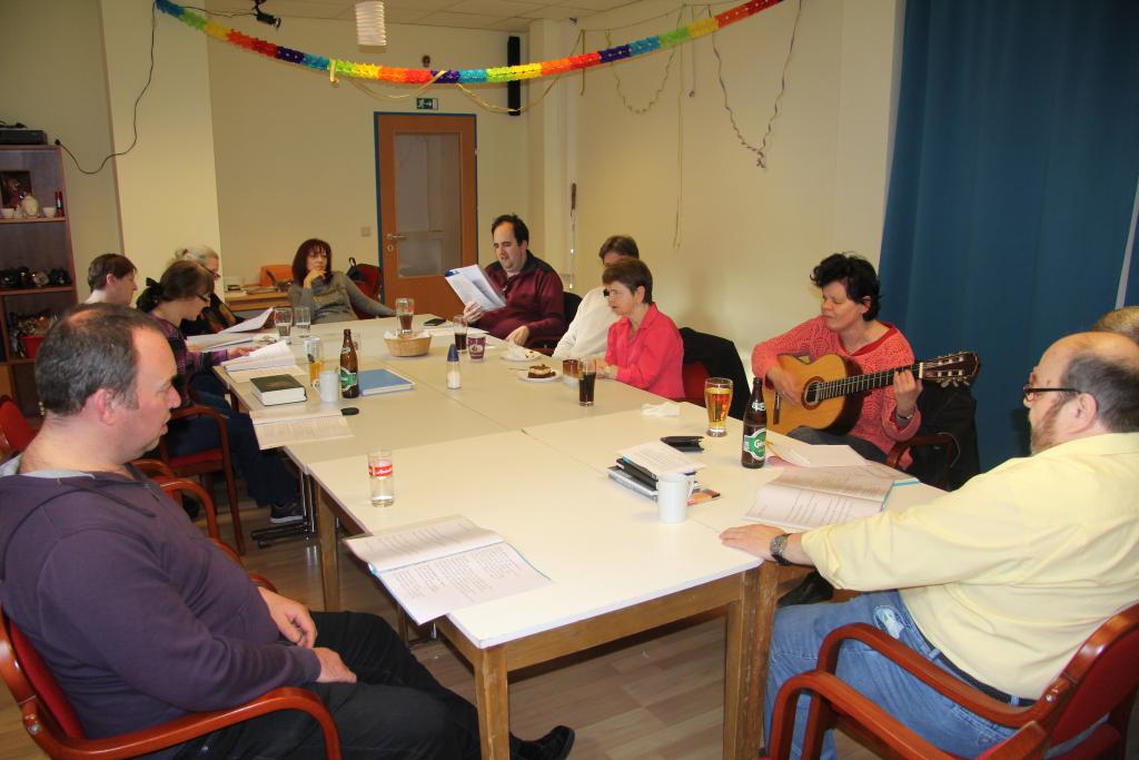 22 C&B 25.02.2017  zu Gast bei Verein Blickkontakt Musikbegleitung Karin