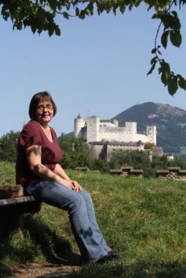 27 C&B Salzburg 08.09.2017 genug freie Zeit um den Mönchsberg zu erkunden